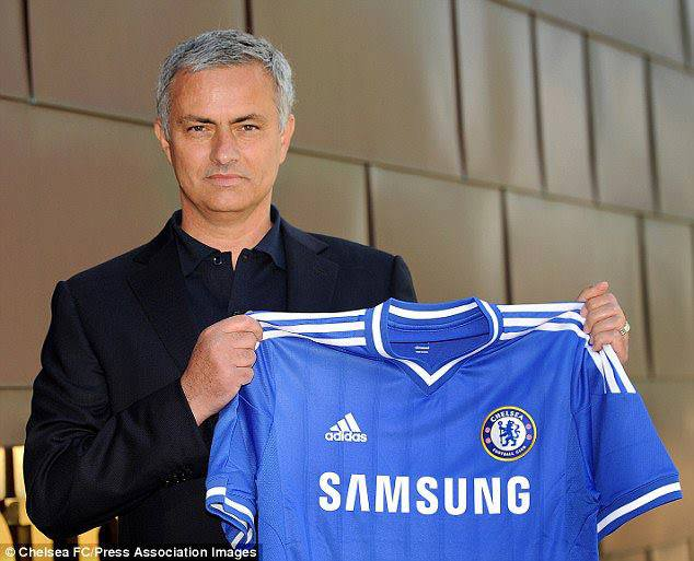 Jose's back