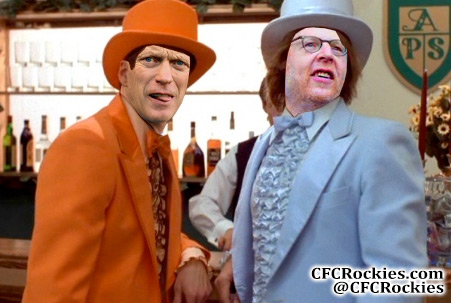 David Moyes and Avram Glazer - Dumb and Dumber