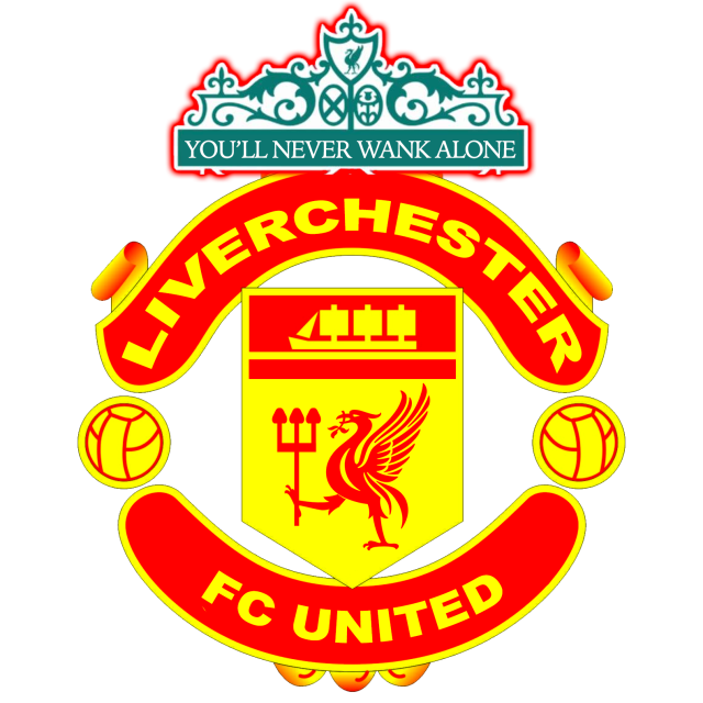 Liverchester FC United: You'll Never Wank Alone